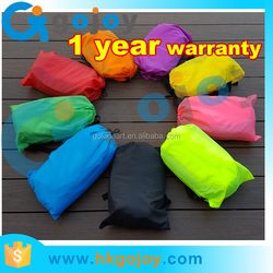 stock outdoor convenient fast hangout folding camping bed gojoy laybag sleeping bag
