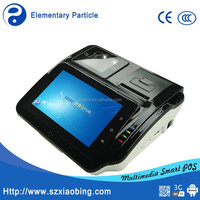 Hot selling electronic product cutomized android touch screen pos terminal all in one / android tablet pos system M680