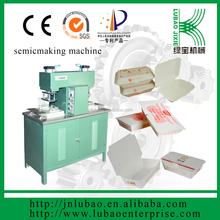 Paper take away lunch box making forming machine