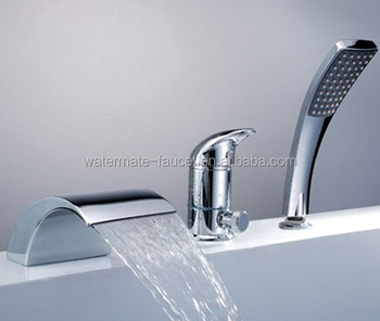 3-PC bath-tub shower faucet wasserhahn bad
