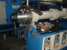 cold feed extruder straight pipe extrusion head for rubber hose