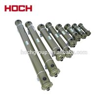 Multi-tube type oil coolers, Hydraulic power industrial copper mini marine heat exchanger pipe tube