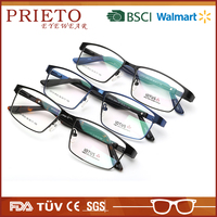 PRIETO eyewear 2016 New item Various color New Trend Fashion design frame china eyeglasses