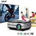 Portable Home Theater Projector support 1080P video led tv mini projector