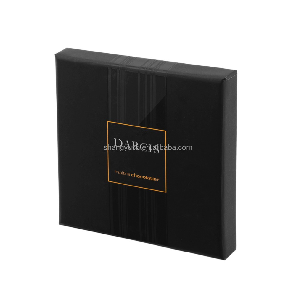 Custom design and printing for DVD CD paper gift storage box