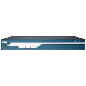 CISCO1801--1800 Series (Fixed) Integrated Services Router