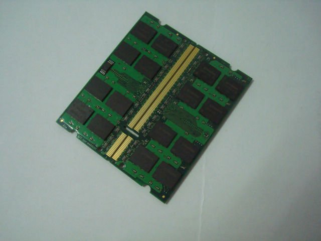 1GB DDR2 667MHz SODIMM PC2-5300 1GB laptop memory
