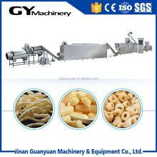 CE Approved trade assured corn puffed snack making line
