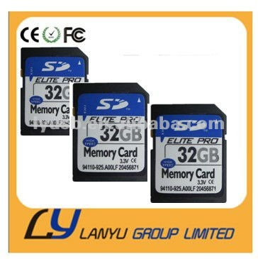 full 32gb sdxc memory cards,13M/s camera memory cards 32gb , cheap sd cards