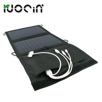 factory wholesales price hot sell of 7W Solar power bank portable solar panel For Mobilephone/DV/MP3/MP4/PSP