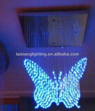 2013 idea goods clear side glow fiber optic lighting