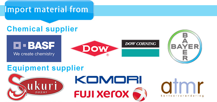 Kenteer wholesale 22 colors PU flex custom vinyl heat transfer
