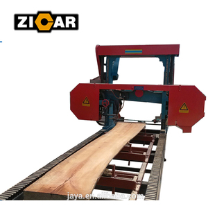 Portable Sawmill MJ1000 with electric engine