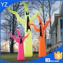 Halloween Inflatable Ghost, Outdoor Halloween Inflatable Decoration,inflatable ghost with light