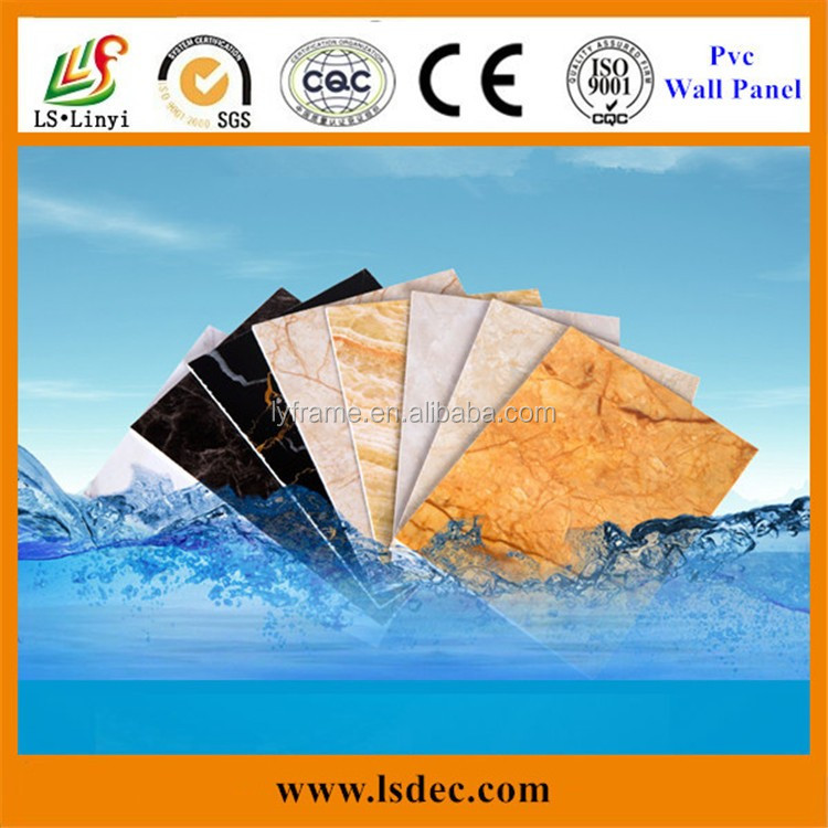 Low price decoration 3d wall board plastic pvc sheet wholesale