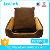 high quality pet dog sleeping bed/pet dog sleeping bag bed