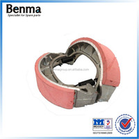 motor van brake shoe alibaba 4 years golden supplier hot sale !!!