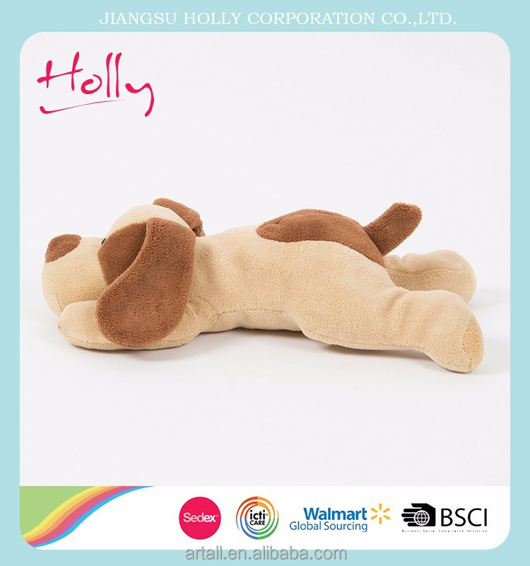 Holly accept your design custom singing dog musical plush toy