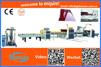 MGO board laminating machine