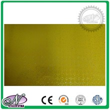 Cheapest decorative CE certificate eco- friendly pvc panel ceiling