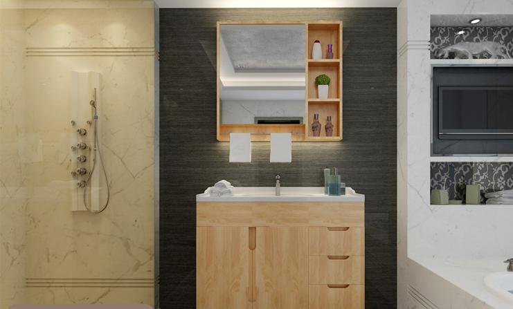 Wholesale Price Custom Cheap Rv Bathroom Vanity Cabinet - Buy ...