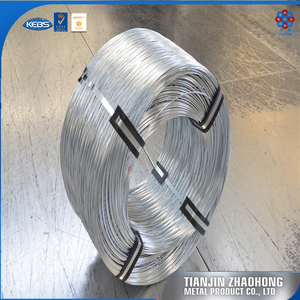 Factory price 16mm hot dipped galvanized steel wire rope for tower crane
