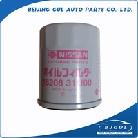 HOT sale car part 15208-31U00 for Y33 Y32 oil filter manufacturers china
