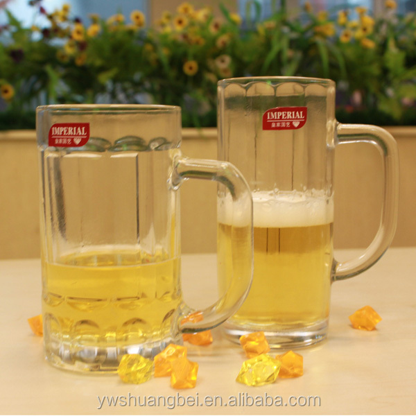 Best selling products beer glass mugs drink glass cup glass beer mug cup beer stein