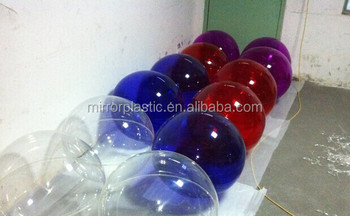 colored decorative balls