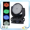 108*1w RGBW LED moving head light