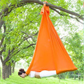stretchable anti gravity air flying swing silks yoga hammock silk 5M yoga hammock