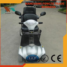 Motor 24V200W Max speed 12km/h comfortable chairs for the elderly rascal mobility scooter