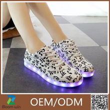 high quality led light shoes,light up shoes