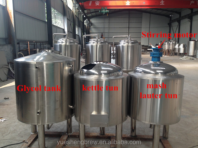 2bbl 5bbl copper brew kettle beer brewing system for sale for Craft kettle brewing equipment