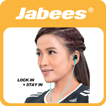 Jabees products for iphone original design handsfree earphones for sports