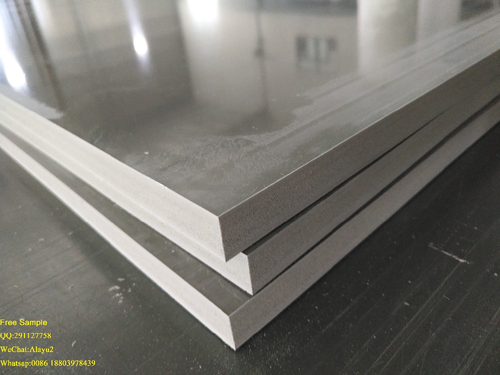 China manufactory PVC Material concrete sheet pile