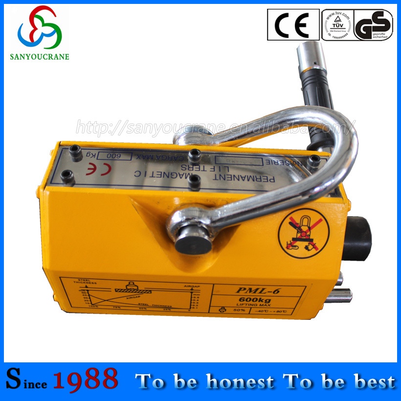 Lifting Magnet steel plate lifting equipment