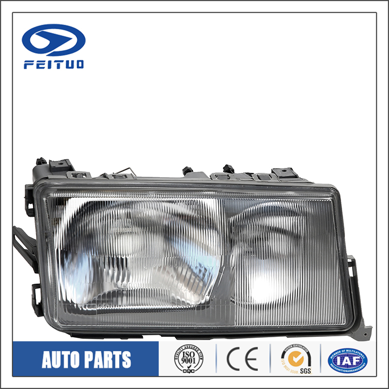 Factory Price R 2018202561 waterproof car led head lamp For Benz W201 1982-1993