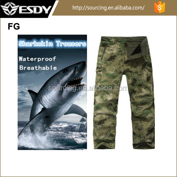 FG Color Hot sale men army outdoor sports casual tactical professional tactical trousers
