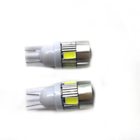 T10 5730-5 LED auto led turn light 12V-24V factory whosale motorcycle led headlight replacement