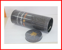 Best Selling Classic Design Airtight Cylindrical&Round Coffee&Tea Tin