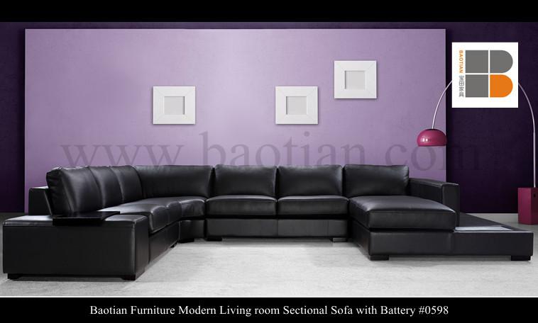 led furniture u shape sofa set large sofa with led. Black Bedroom Furniture Sets. Home Design Ideas