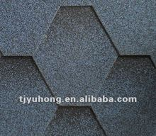 Hexagonal Asphalt Shingles Roofing tile