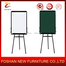 Wholesale cheap magnetic dry erase board /magnet Tripod Whiteboard Easel for kids