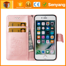 new products 2016 trending for iPhone6s Leather Wallet Case