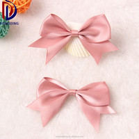 free samples promotional satin ribbon gift wrap bow