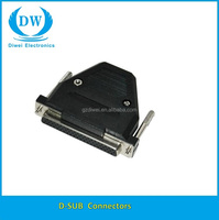 D-sub Connector Male Female 9 15 25 26 37 44 50 60 78 Pin Solder type