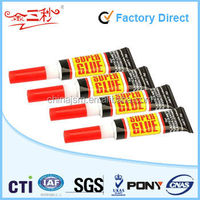 For plastic/ wood /metal , Aluminum Packed , 12pcs/card adhesives and sealants brand