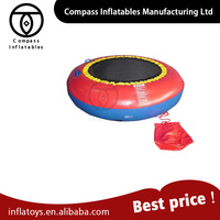 Cheap Water Games Jumping Inflatable Trampoline