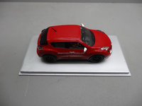 Red beautiful 1 43 resin model car gifts for baby stock car model for wholesale